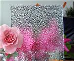 5MM装饰优质压花玻璃
