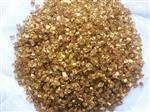 珠光金色,金红玻璃砂、玻璃颗粒