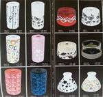 花紋玻璃燈罩