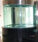 异形热弯12MM玻璃鱼缸