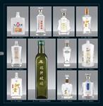 山茶油玻璃瓶