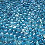 自由石玻璃马赛克