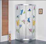 江西新余高档弧形玻璃淋浴房