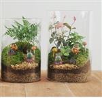 高棚硅直筒花瓶142
