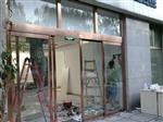 北京安装玻璃门