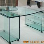 3-25mm Tempered Glass Dining Table