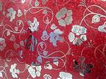 沙河艺术玻璃橱冰花系列橱柜背景墙系列