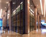 修建常用防火玻璃布局及特色
