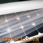 Using PVB film photovoltaic