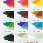 PVB film color (color part)