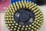 江西毛刷厂供应环形毛刷轮