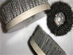银川毛刷厂供应环形毛刷轮