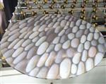 数码彩釉玻璃桌面