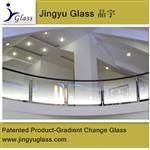 北京漸變玻璃
