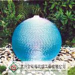 叠层流水玻璃球