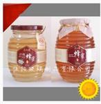 450ml螺丝蜂巢蜂蜜瓶