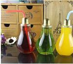 灯泡玻璃瓶奶茶瓶