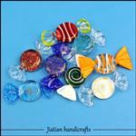 玻璃糖果手工糖果装饰玻璃制品