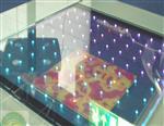 静态LED发光玻璃