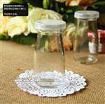 玻璃奶瓶   饮料玻璃瓶