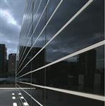 8-19mm纯黑建筑玻璃