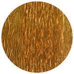 艺术拼镜黄金压皱丝