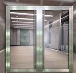 德州德城区甲乙级不锈钢玻璃防火门