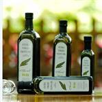 墨绿橄榄油瓶