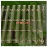 金属钢丝网 铁丝网玻璃