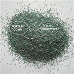 海旭磨料生产厂家绿碳化硅砂#54