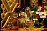 雕花玻璃罐 蜂蜜玻璃瓶