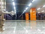 地鐵站護欄玻璃