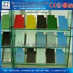 烤漆玻璃钢化背景墙