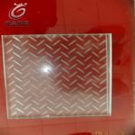 Anti-slip glass Eight strip