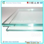 High quality 10mm tempered glass