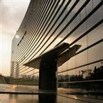 黑色建筑玻璃