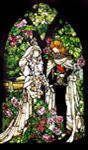 昆山彩繪玻璃