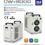 S&A industrial water chiller for extrude