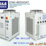Laser water Chiller CW-6100AT with sepa