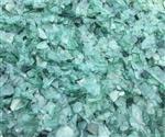 F绿碎玻璃