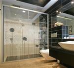 晶砂淋浴门