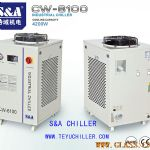 Water chiller for lab 3 kW microwave pla