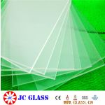 low iron tempered glass 4mm Low-Iron Tem
