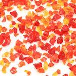红色石英石碎花点