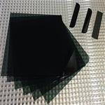 0.9mm黑色玻璃