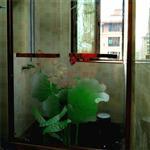 彩色淋浴房玻璃