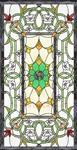 彩色教堂玻璃