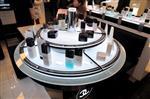 超白镜 化妆品柜台展示
