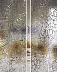 冰雕艺术玻璃