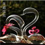 广东玻璃养花 烛台 培养皿